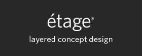 etage - Layered Concept Design button